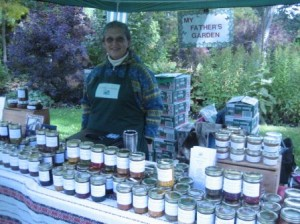 Janice Bobec of My Fathers Garden