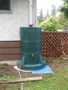 City of Vancouver Rain Barrel Program