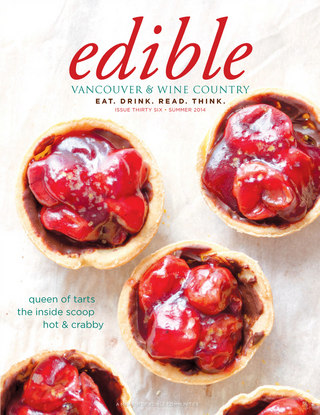 Edible Vancouver Magazine